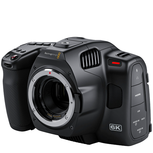 Кинокамера Blackmagic Pocket Cinema Camera 6K Pro preOrder=05.03.2021