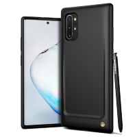 Чехол VRS Design Damda Single Fit для Galaxy Note 10 Plus Чёрный